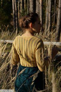 вязаное болеро,купить