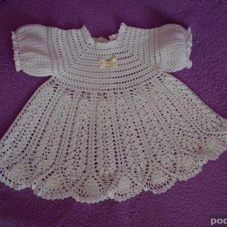 платье для крещения девочки