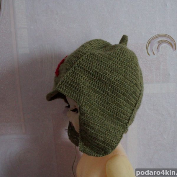 шапка буденовка купить